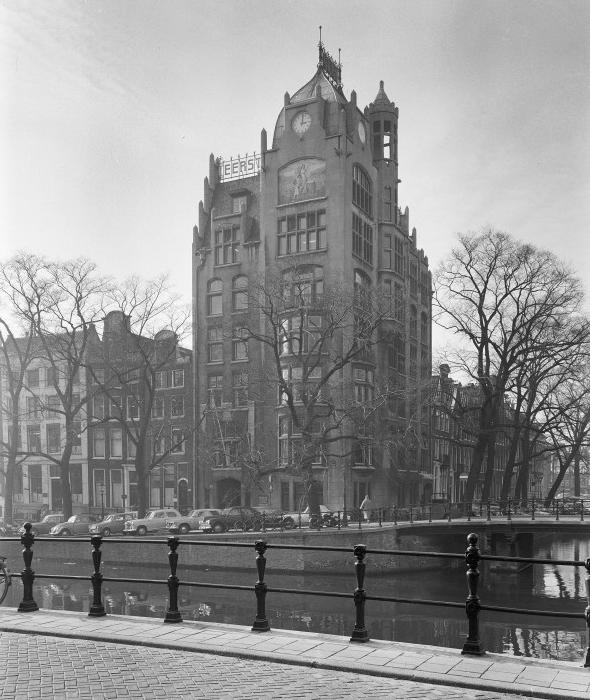 de keizersgracht 174 in 1962